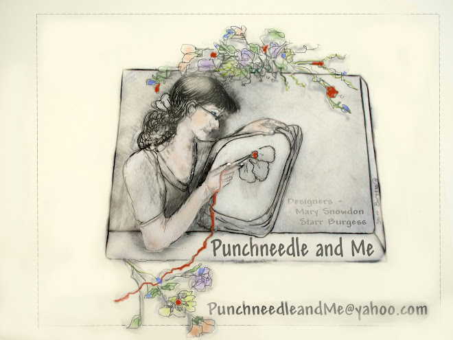 Punchneedle and Me