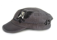 Imperial Eagle Military Hat