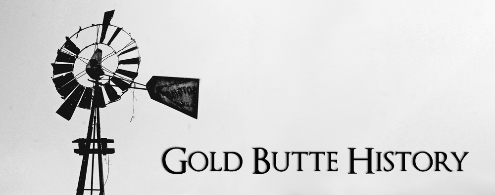 Gold Butte History