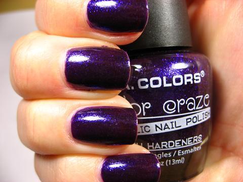 nail la colors color
