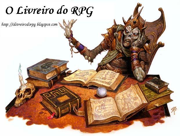 O Livreiro do RPG