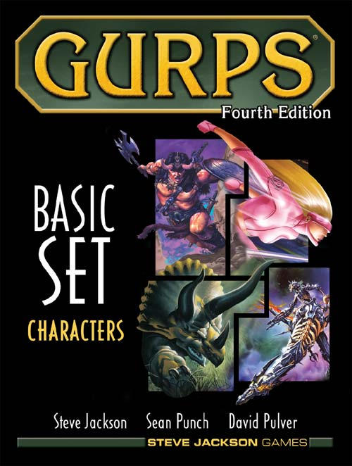 gurps 4th edition character pdf