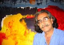 Ponce Boscarino en su atelier