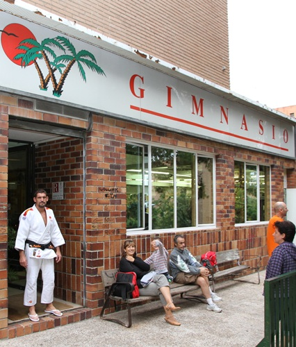 Mi club de judo secci n jushirokan santa eugenia for Gimnasio winner