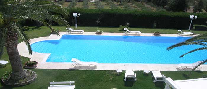 La tua piscina
