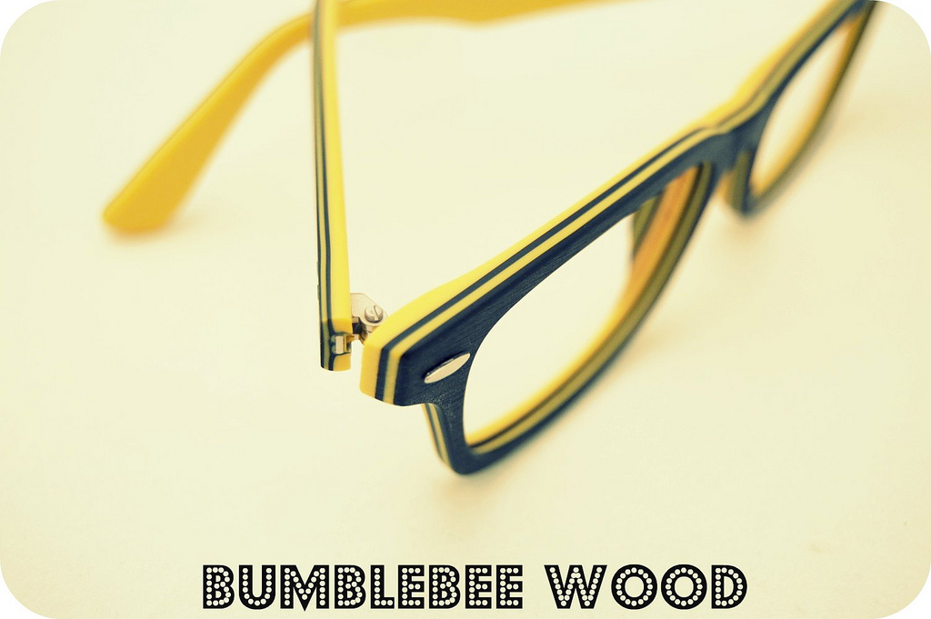 New Faux Wood Frames | Eyes on Fremont