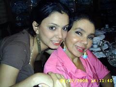 Maria Eugenia Montilla y sobrina