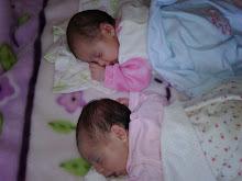 Nicole y Camila Burguera