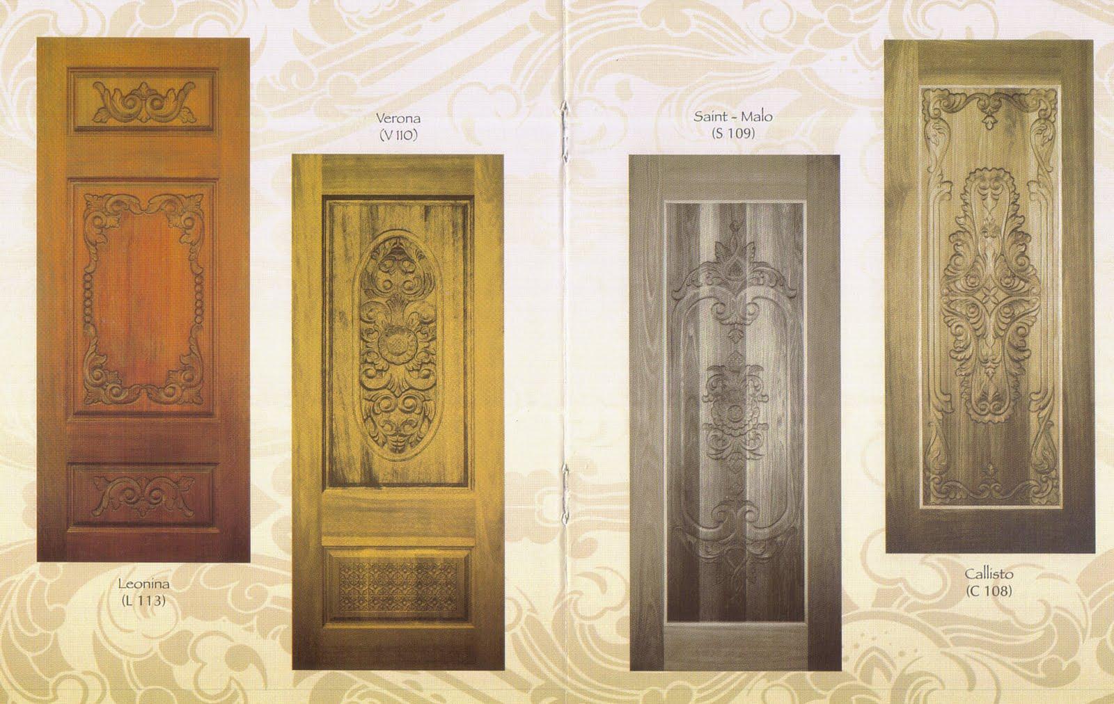 Sega door trading wood carving