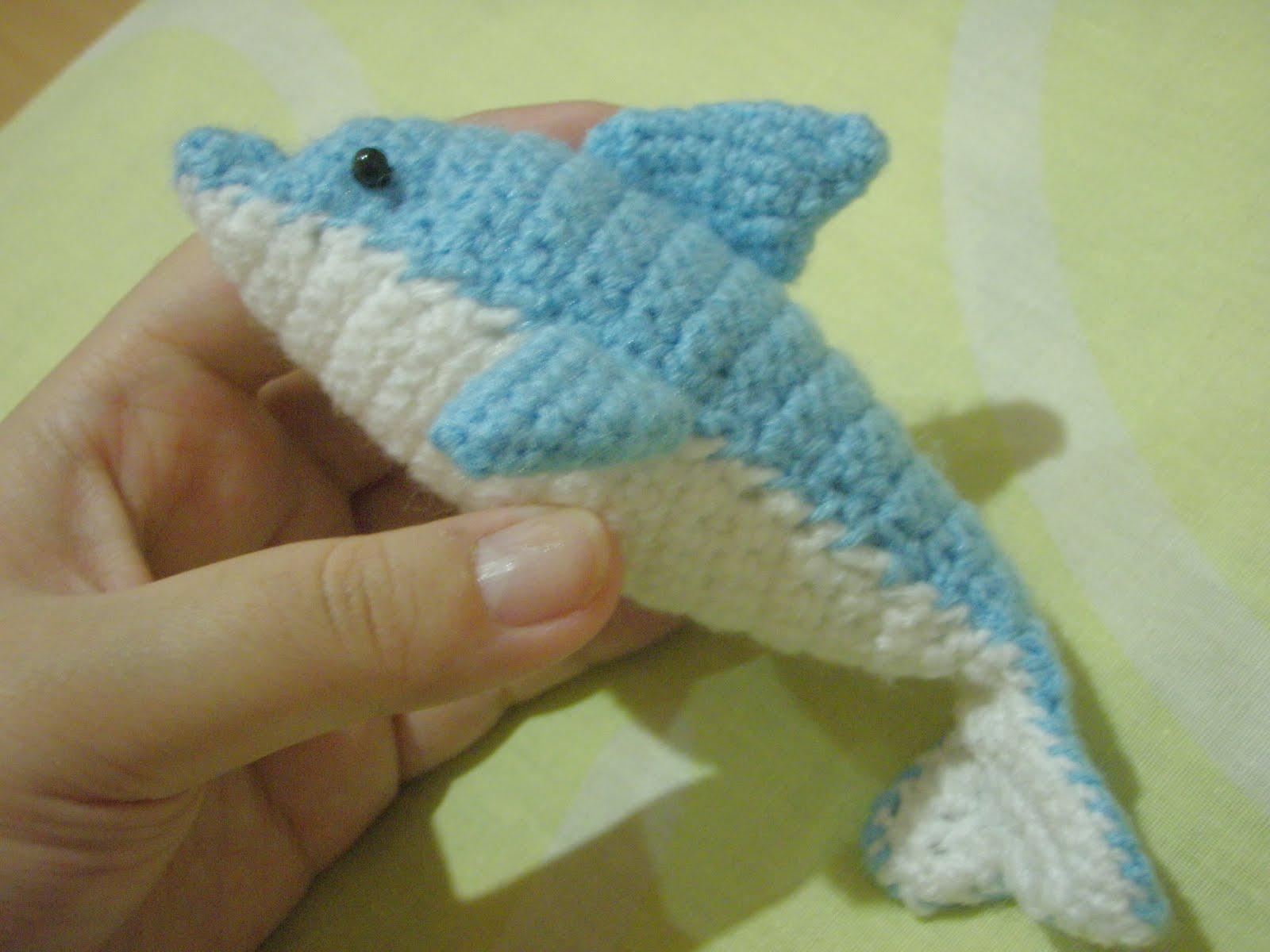 Amigurumi Dolphin Free : AhMigurumi...: Amigurumi: Dolphin