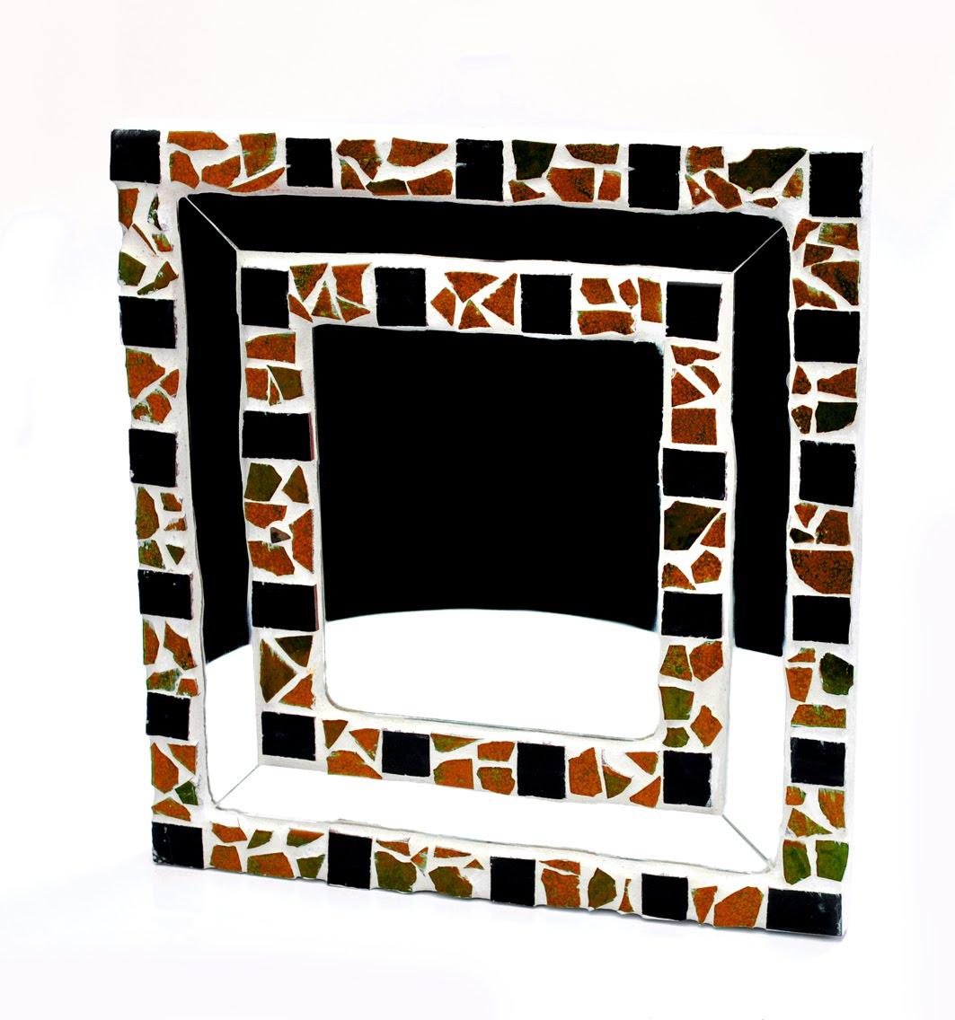 Arl mosaicos espejos en mosaico for Mosaicos para espejos