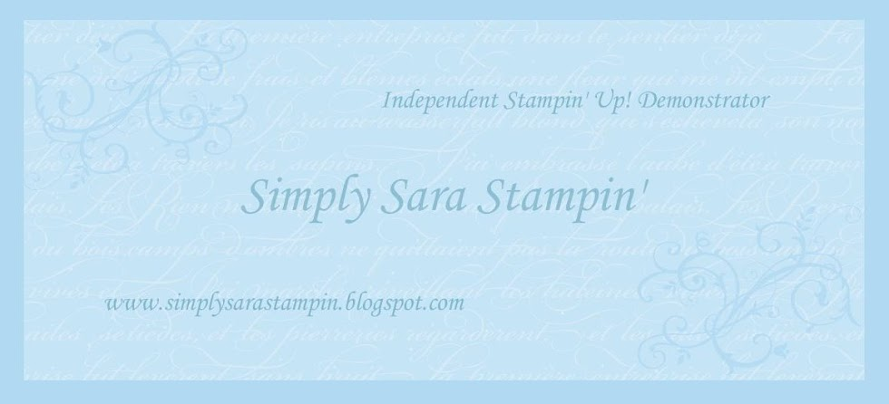 Simply Sara Stampin&#39;