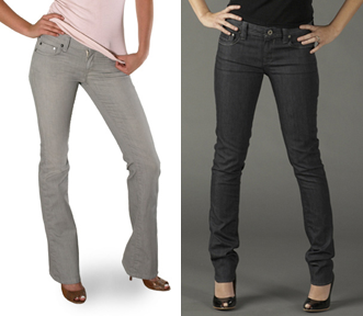 womens dark grey jeans - Jean Yu Beauty