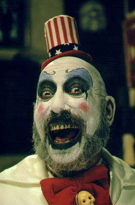 Sid Haig as Captain Spaulding