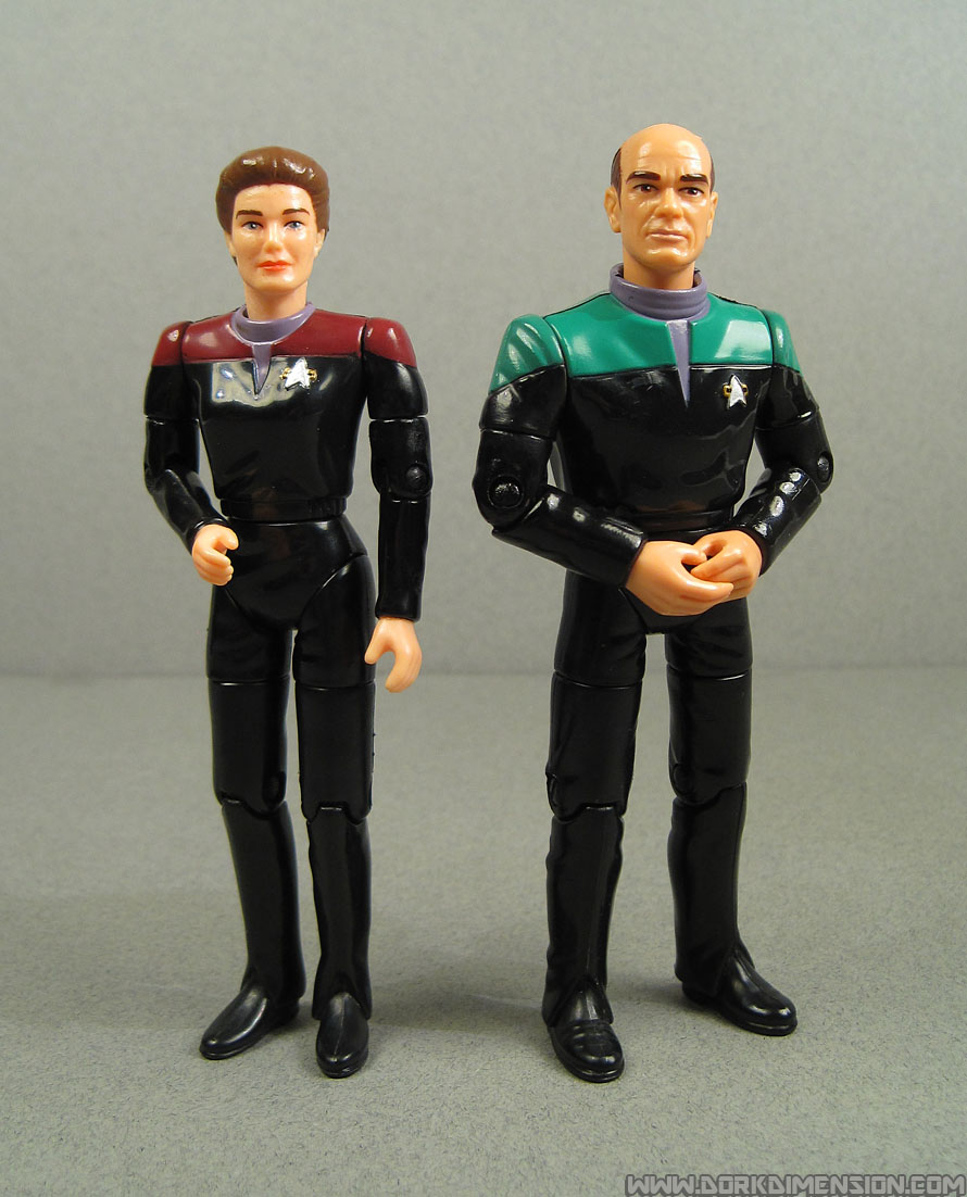 Star Trek Voyager Toys on Star Trek Voyager