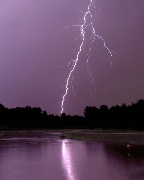 thunder storms