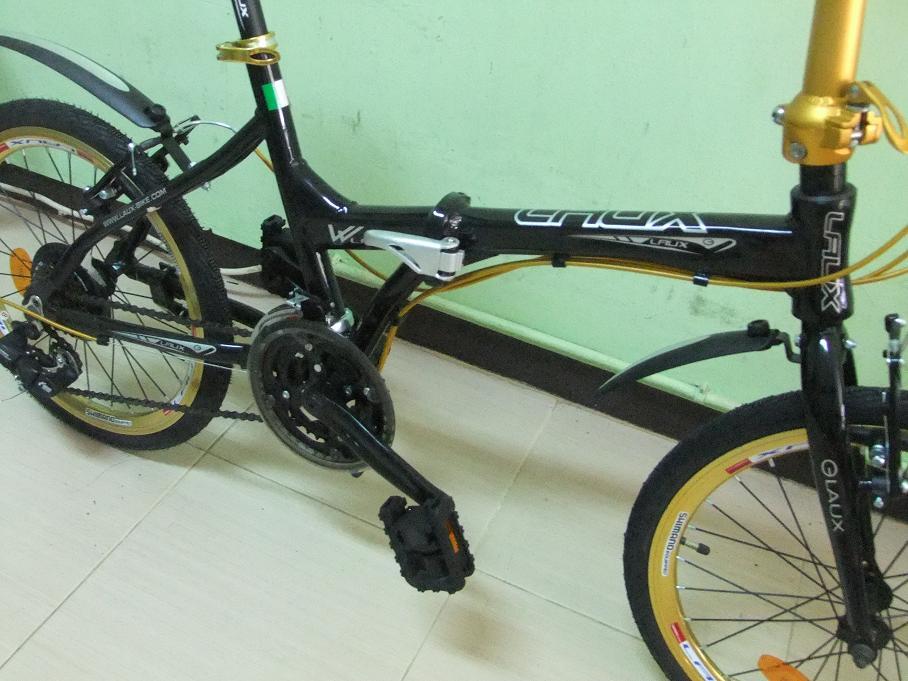 Folding Bike Laux 21 Speed