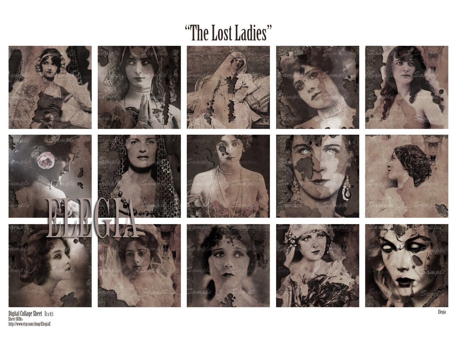 art fro the lost ladies