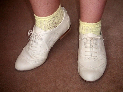 Chapter 14: Socks and shoes