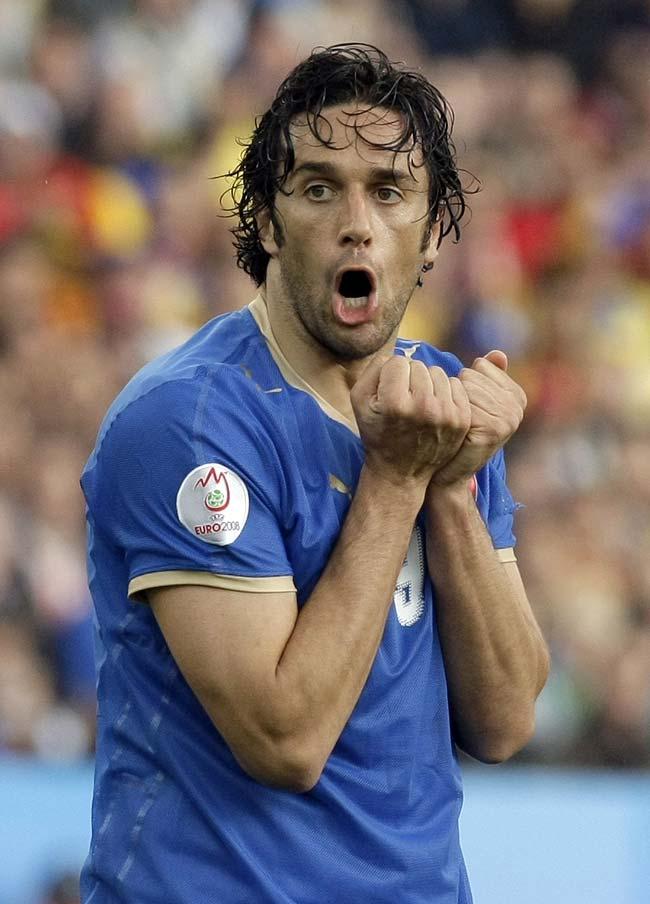 Luca Toni - Italia