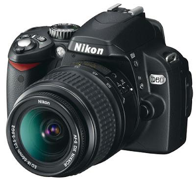 Ventajas de la Nikon D60