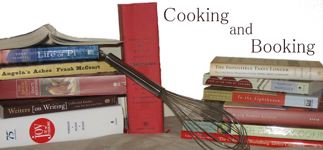 Cooking and Booking