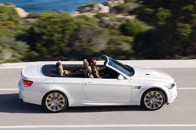 automobile: 2009 BMW M3 Convertible