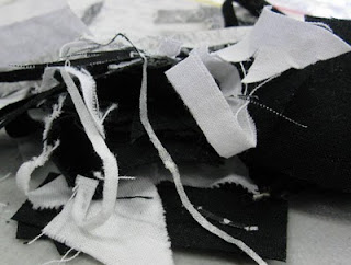Arrangement in grey and black: not the artist's mother