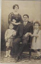 Asuncion, Pepe, Mama y Pepito