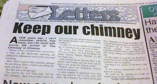 Save our Chimney !