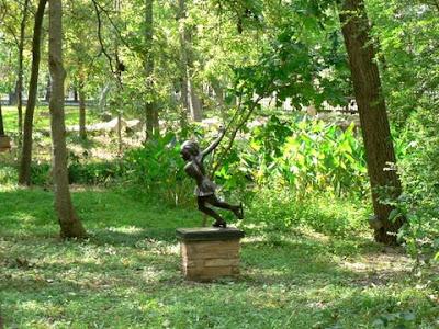 Exploring Austin Umlauf Sculpture Garden And Museum