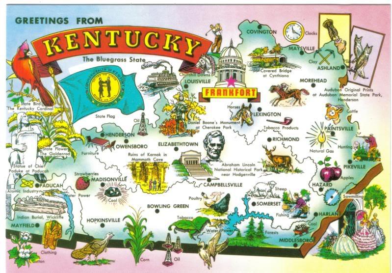 Kentucky kalder: Datajournalistik i USA