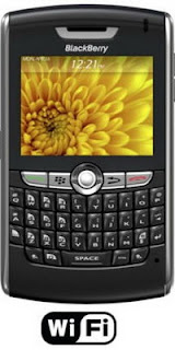 RIM Launches Blackberry 8820