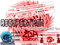 YA VIENE LA SEGUNDA EDICION RECUPERATION PARTY !!!!
