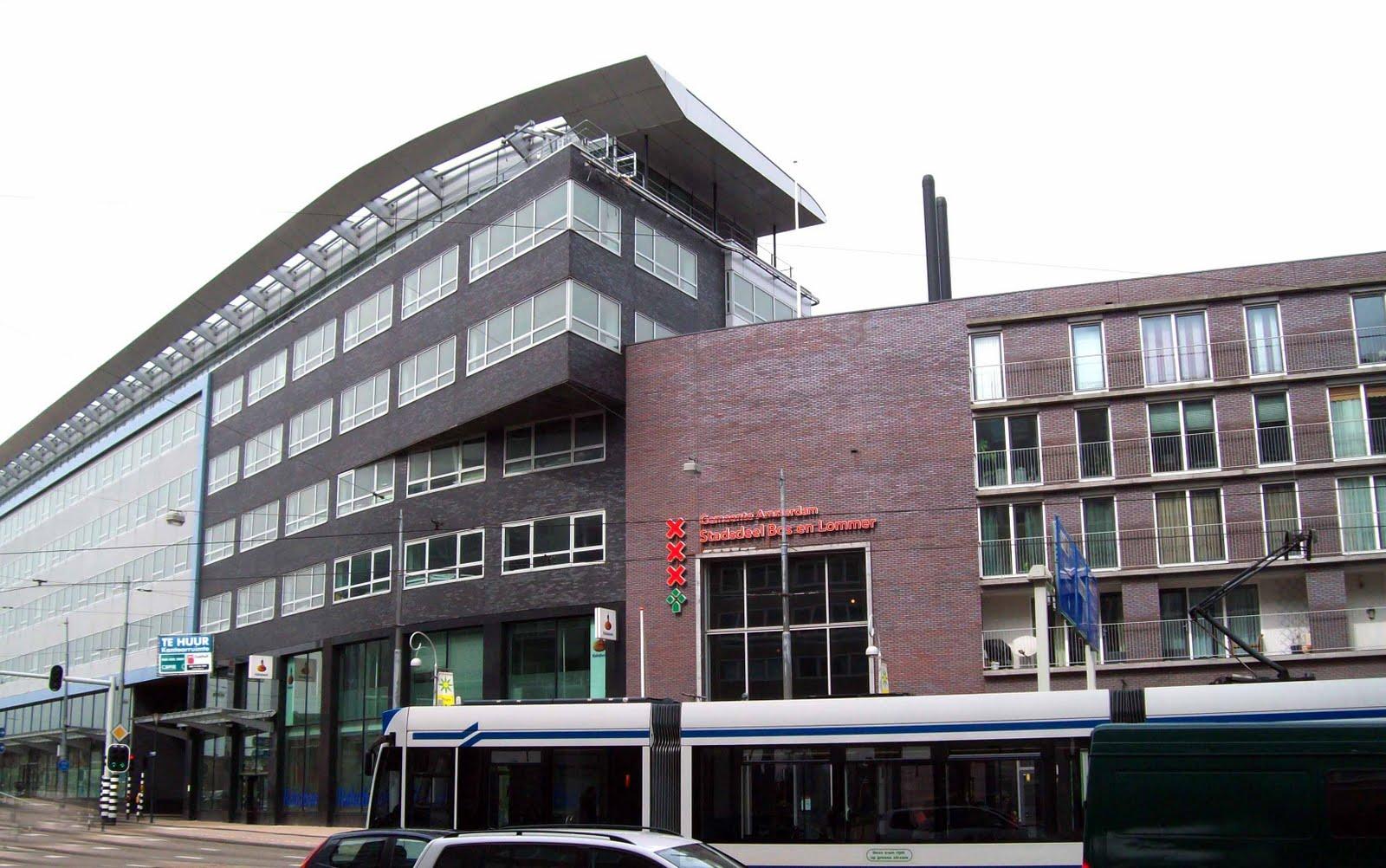 Observeren  Stadsdeelkantoor Amsterdam West