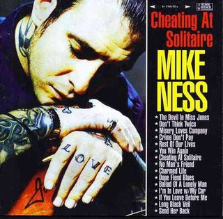 Mike Ness - Wildwood Flower