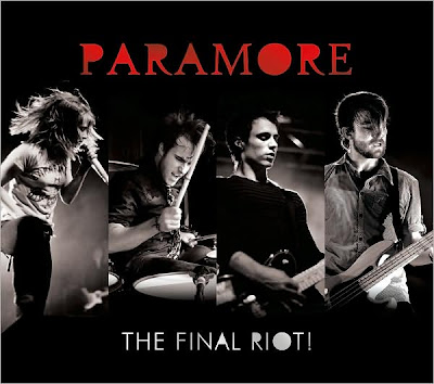 the final riot paramore album cover. Paramore - The Final Riot
