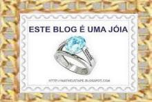 """Premio """"este Blog es una Joya"""""""