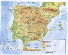 Geografía de España: CLICK en la foto