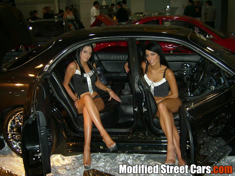 Brisbane Autosalon 2006 Promo Car Show Girls