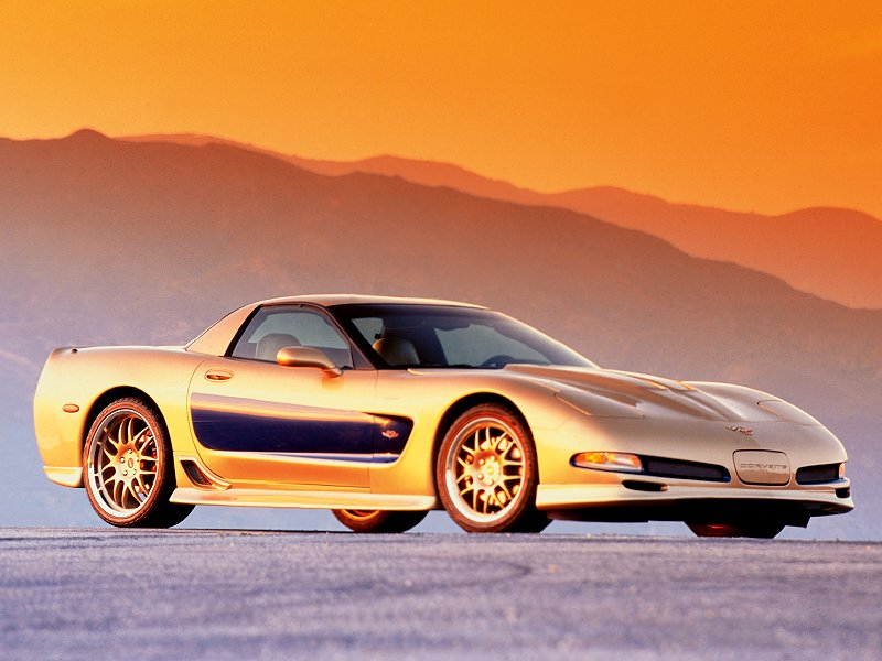 2003 Guldstrand Special Editons Modified Corvette Z06