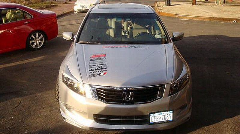 Gambar Modifikasi Honda Accord 2008