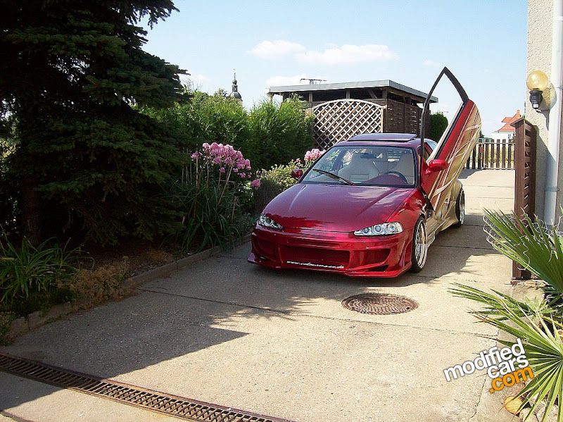 Modifikasi Honda Civic EG6 with B18C6 Turbo 1992
