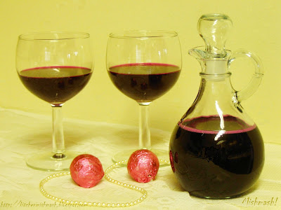 Beetroot Wine - Sweet wine
