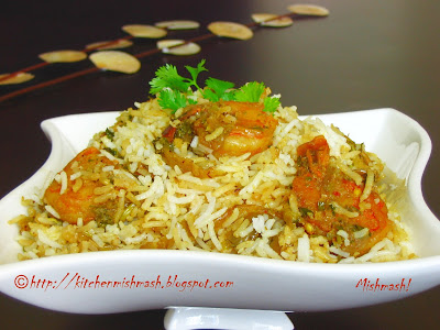 Chemmeen Biriyani