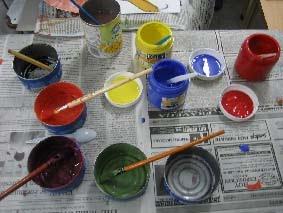 latitas de colores