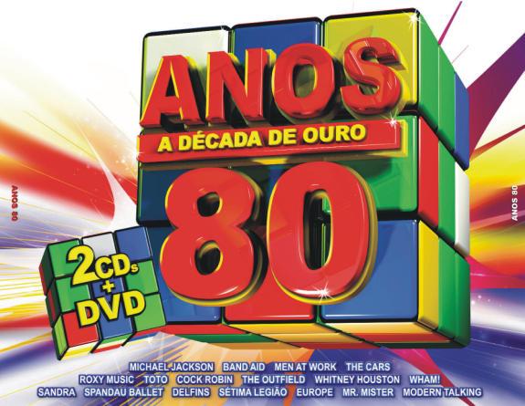 Baixar CD Anos 80 – A Década de Ouro