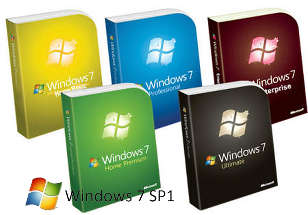 capa Microsoft Windows 7 AIO SP1 [PT PT] – Abril 2012