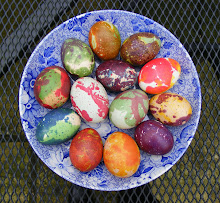 Bowlful of Batik Eggs