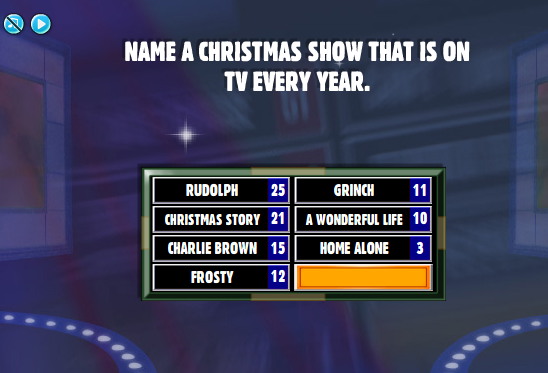 Sweet image for family feud questions and answers printable free